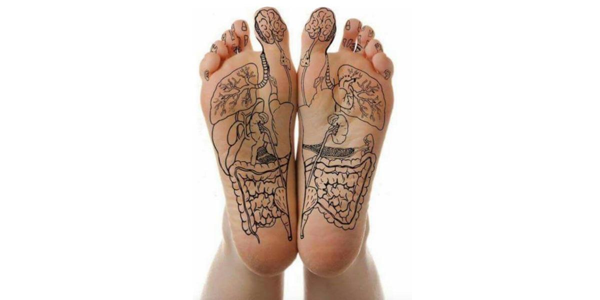 voetreflexbehandelingen