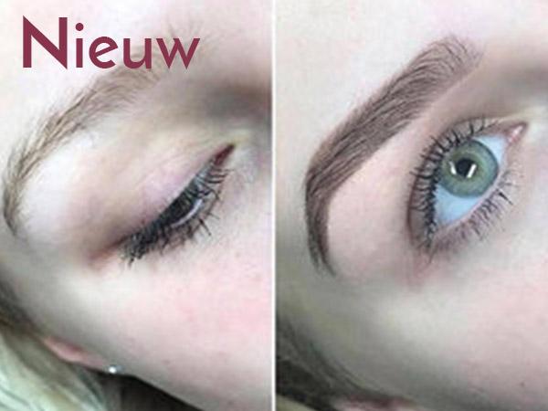HENNA BROWS Henna Browtastic Behandeling